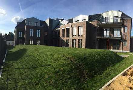 WOHNEN IM DOHLENQUARTIER, 2-Zimmer Wohnung mit Süd-Balkon und Aufzug im Zentrum von Bracht