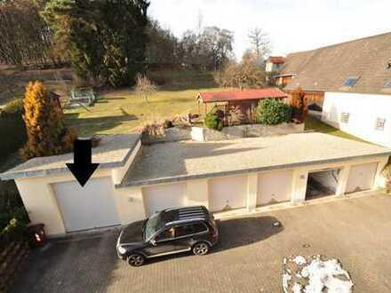 Große (Wohnmobil-) Garage in Bonstetten zu vermieten - Stromanschluß vorhanden - ab sofort