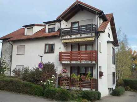 3-Zimmer-Wohnung mit Balkon in ruhiger Lage (wird gerade modernisiert)