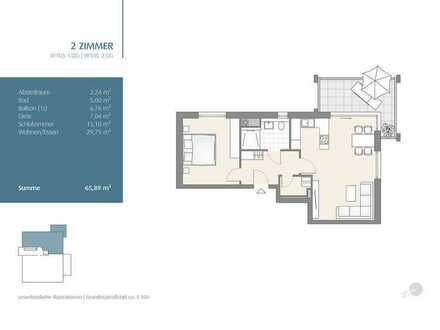 2-Zimmer Wohnung im 1. OG (103)