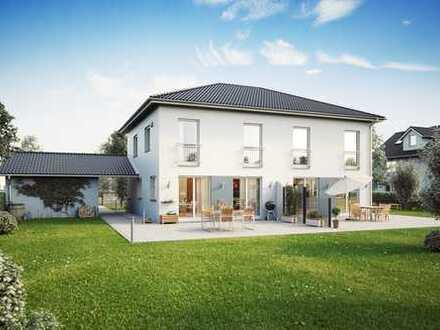 Junge Familie sucht Baupartner für ein Doppelhaus....