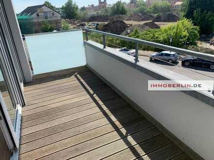 IMMOBERLIN.DE - Wunderbare Aussichten! Moderne vermietete Wohnung am Ruppiner See