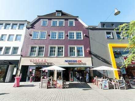 Neu ausgebaute Bürofläche an populärem Standort in der Osnabrücker Fußgängerzone