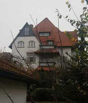 Idyllische 2-Raum Wohnung mit Einbauküche und Gartennutzung