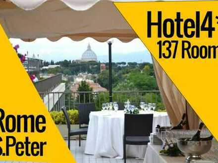 Rome San Peter Hotel 4* 137 Rooms