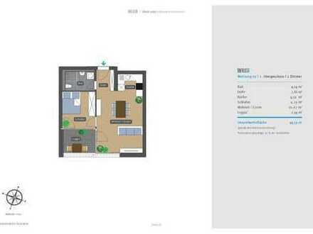 Haus F – stilvoll Leben in Winnenden-Schelmenholz, Wohnung 7 /1. OG