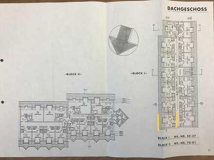 Schöne 1-Zimmer-DG-Wohnung in Bochum