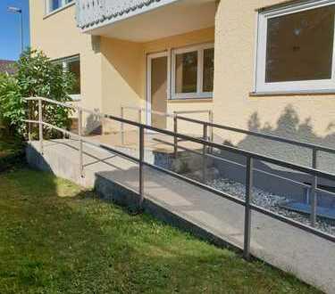 Traumhafte 3-Zimmer-Wohnung mit sonniger Terrasse in Buchloe