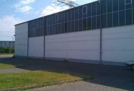 Kaltlagerhalle geeignet z.B. für Lagerung von Baumaterialien / Einstellen von Fahrzeugen, Booten