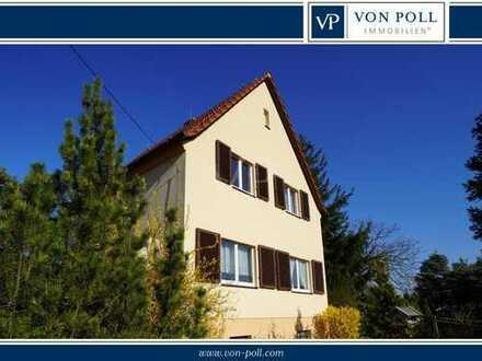 Kleines Einfamilienhaus in ruhiger Lage von Radebeul Lindenau