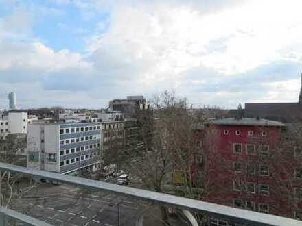 Erstbezug nach Modernisierung: Single o. Studenten-App. mit Aufzug in der Bochumer City