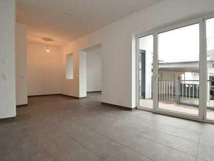 2-Zimmer-EG-Wohnung mit Balkon und Stellplatz im Zentrum von Schwetzingen