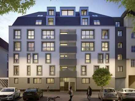 Bernardhof - 4 Zimmer - Neubauwohnung mit Balkon und Tiefgaragenstellplatz