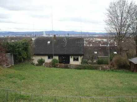 Exklusives Baugrundstück in Weil am Rhein in Grenzgebiet zu Schweiz