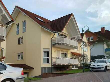 Gepflegte 2-Zimmer-Wohnung mit Balkon und großer Küche in Freigericht