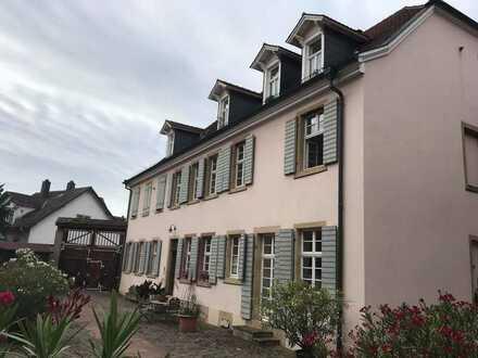 Eigentumswohnung mit anmutigem Fachwerk auf historischem Hofgrundstück (05)