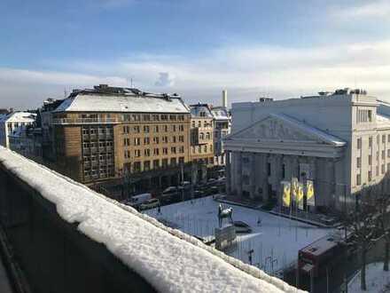 105 m² Büroflächen in Toplage mit Blick auf das Theater