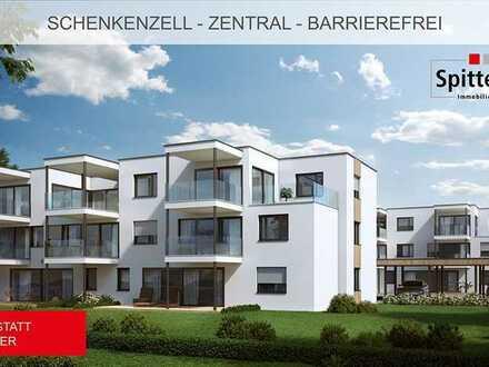 2,5 Zimmer-Neubauwohnung mit 68 m² zu verkaufen! Fertigstellung Herbst 2021!