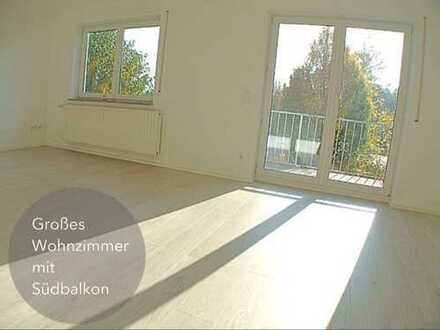 Schöne, helle 2-Zimmerwohnung mit Balkon & Designküche in Bruchköbel, NAHE FRANKFURT