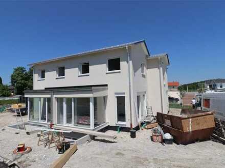 Hochwertige Neubau Doppelhaushälfte im Weilheimer Osten