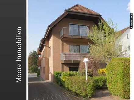 Top gepflegte Wohnung mit Balkon und Gartennutzung!