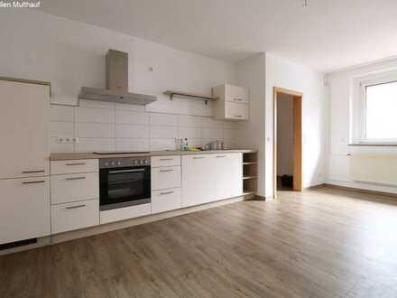 Attraktive kleine Wohnung mit Terrasse - mitten im Spreewald !