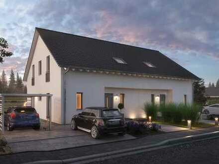LifeStyle 36 GT - Flexibles Einfamilienhaus mit Stil und Funktionalität