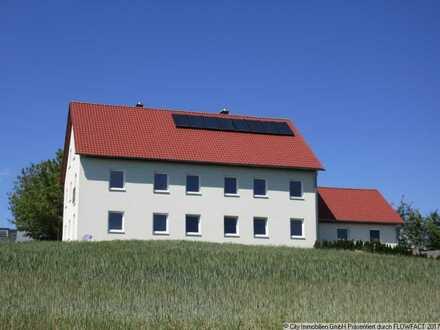 Erstbezug: Wohnen, wo andere Urlaub machen - 2-Zimmer-Wohnung auf dem Land!