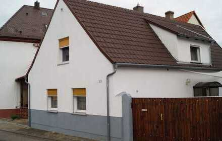 Einfamilienhaus mit zusätzlichem Baugrundstück !!!