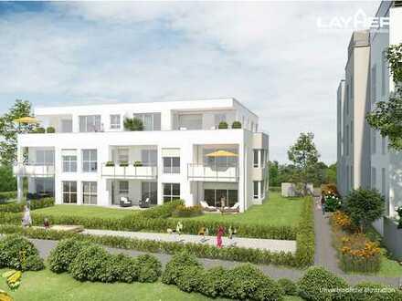 Spitzen-Penthouse mit umlaufender Dachterrasse und herrlichem Ausblick