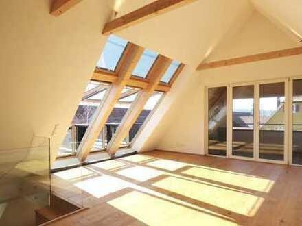 angenehmes Wohnambiente - hohe Qualität – hochwertig saniert - 4 Zimmer Maisonette-Wohnung