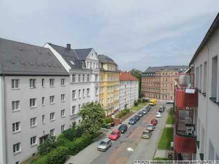 Süße Wohnung mit Balkon im Lutherviertel