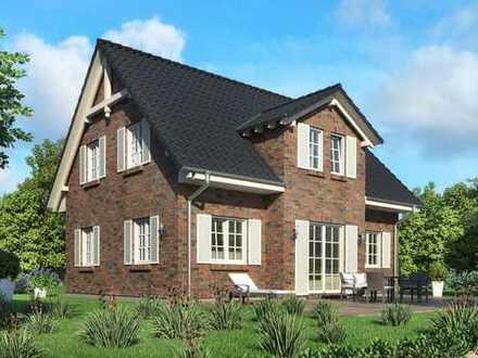 Klassisches Massivhaus inklusive Grundstück für Ihre Familie