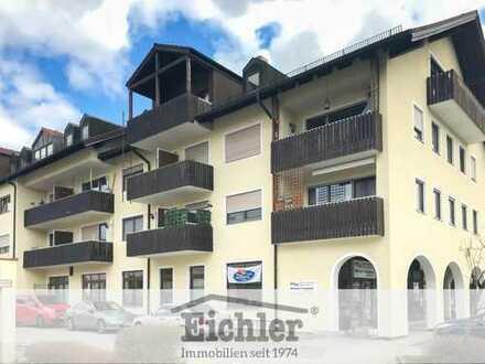 EICHLER IMMOBILIEN: 1-Zimmer-Wohnung mit Süd-Balkon - Nähe Zentrum