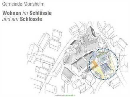 Modern und zentral in Mönsheim wohnen