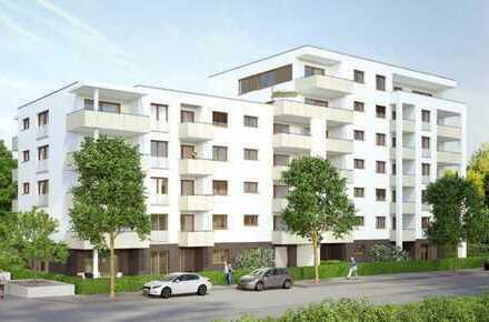 Erstbezug in Traumlage: exklusive 2-Zimmer-Wohnung mit Balkon