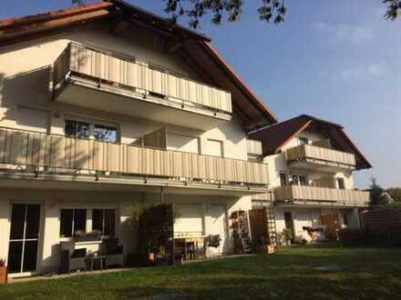 Große 1-Zimmerwohnung mit 2 Südbalkonen in ruhiger Lage von Radebeul-West