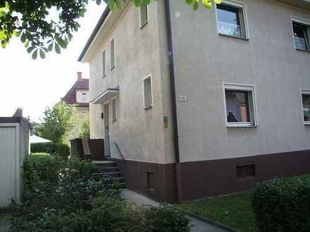 Gepflegte Altbauwohnung am Schloss Schwansbell!