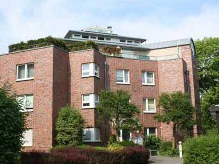 Exklusives Penthouse, 2 Ebenen, ca. 100m² DTr., Wintergarten, Bestlage, saniert,ruhig in Langenhagen