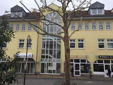 BENSHEIM STADTMITTE -TOP LAGE- 2 Zimmer-Wohnung barrierefrei und kernsaniert