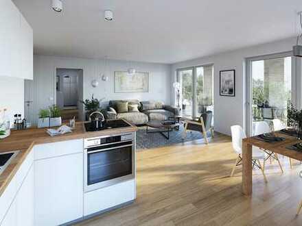 Eine komplette Wohnetage nur für sich - Diesen Luxus finden Sie bei unserer Bungalowwohnung