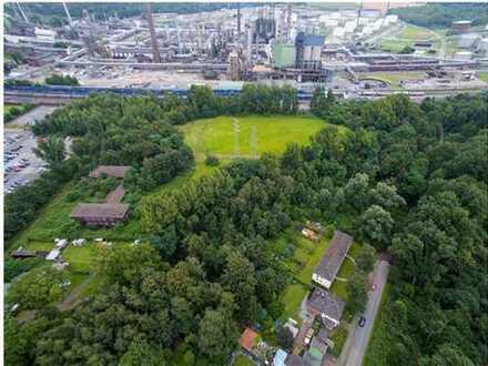 Großes Grundstück im Herzen von Gelsenkirchen Horst