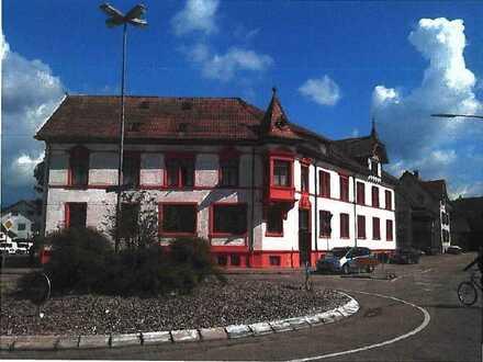 zentrale Wohnung in Schopfheim, inkl. Parkplatz
