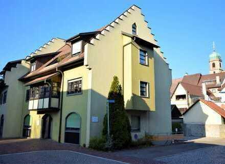 Gemütlich und wohnlich in der Altstadt Bad Säckingens wohnen - Ihre ca. 121 m² mit Dachstudio