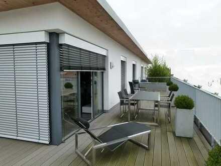 Moderne 3-Zimmer-Penthouse-Wohnung in Memmingen