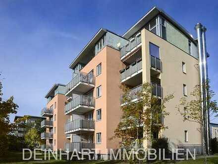 DI - schöne 2-Zimmer-Wohnung mit Balkon und Fahrstuhl in Fahrland