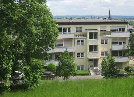Zentral und grün in Bad Nauheim