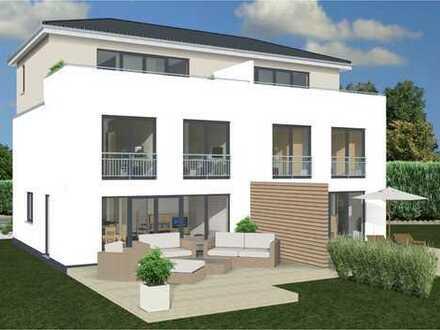 *Architekten-Doppelhaus auf höchstem Niveau am Fuße der Marksburg*