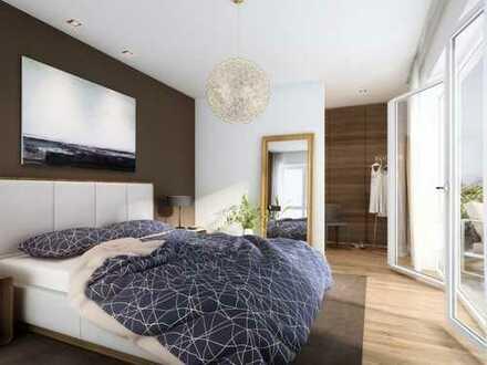 Barrierefreie und komfortable 2-Zimmer-Wohnung im Grünen mit guter Anbindung