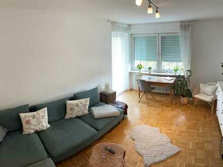 Attraktive 2-Zimmer-Wohnung mit Balkon und EBK in Regensburg